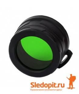 Зеленый фильтр для фонарей NiteСore NFG40