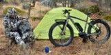 Велосипед - эффективный транспорт для охотника