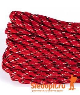 Паракорд 550 красный иксовый