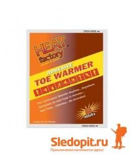 Химическая грелка Heat Factory для ног 2шт на 6 часов