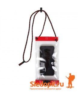 Водонепроницаемый чехол для телефона Век М SPLAV красный