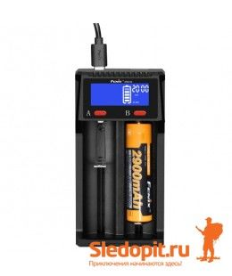 Автоматическое зарядное устройство Fenix ARE-D2