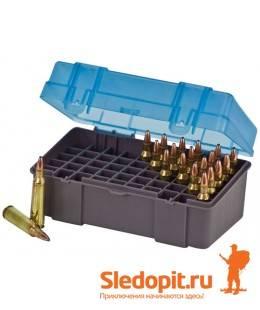 Бокс Plano Medium на 50 патронов для нарезного оружия