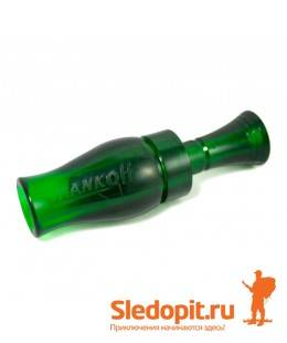 Манок на утку Mankoff BA Classic зеленый изумруд