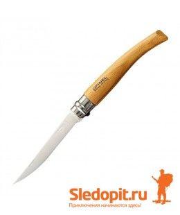 Нож филейный складной Opinel Slim 10 нержавеющая сталь