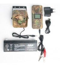 Электронный манок DUCK EXPERT-11 МИНИ с АКБ и зарядным 50W