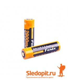 Аккумулятор Fenix ARB-L18-2900 18650 Li-ion 2900 mAh защищенный