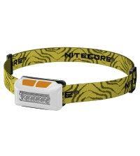 Налобный фонарь NiteCore NU10 LED 160 люмен c АКБ зарядка USB белый