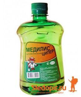 Медилис ЦИПЕР концентрат - средство от клещей, комаров, тараканов, вшей 500мл
