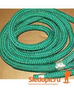 Репшнур 6мм зеленый