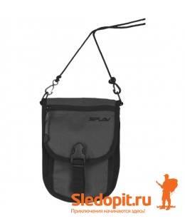 Кошелек туристический TRAVELLER SPLAV черный