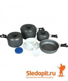 Набор кемпинговой посуды QUARTA SPLAV