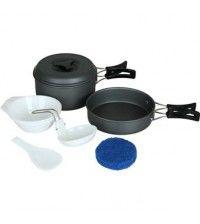 Набор кемпинговой посуды DUO SPLAV