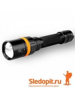 Фонарь Fenix SD20 XM-L2 (U2) 1000 люмен + CREE XQE красный свет