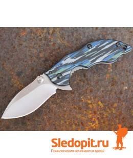Нож Sanrenmu 6026LUC-SGI серии EDC лезвие 52мм