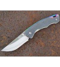 Нож Sanrenmu 7095LUC-GI серии EDC лезвие 74мм