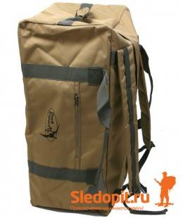 Прокат сумки-рюкзака для снаряжения 75л DUCK EXPERT 2 в 1