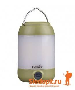 Кемпинговый фонарь Fenix CL23 AA 300 люмен зеленый