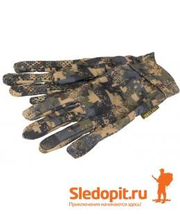 Перчатки JahtiJakt Gloves Cooger D-hide камуфляжные