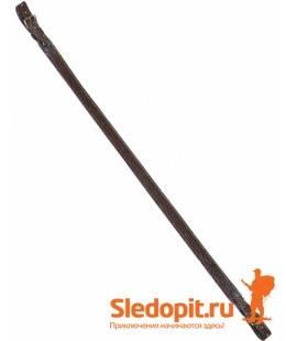 Ремень ружейный ХСН Элита натуриальная кожа коричневый