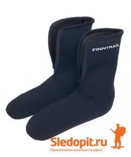 Термоноски неопреновые Finntrail NEODRY 3200 BLACK