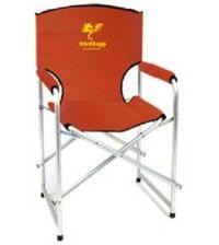 Кемпинговое кресло складное AVI OUTDOOR RA алюминий оранж