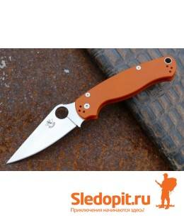 Нож Steelclaw S3 ORANGE лезвие 87мм