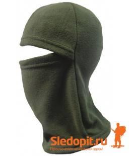 Балаклава AVI-OUTDOOR NORD KAPP Fleece флисовая зеленая