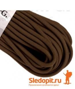 Паракорд 550 коричневый