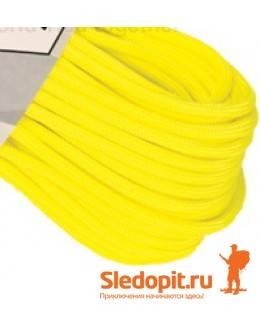 Паракорд 550 желтый неон