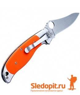 Нож Ganzo G7372 Orange лезвие 89мм