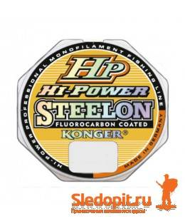 Леска Konger Steelon HI-Power Fluocarbon Coated 30м 0.20мм-6.30кг