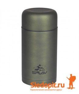 Термос пищевой SH-1000 SPLAV 1000мл широкое горло хаки