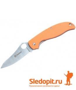 Нож Ganzo G734 Orange лезвие 89мм