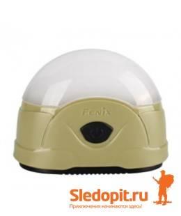 Кемпинговый фонарь Fenix CL20 9xLED 165 люмен оливковый
