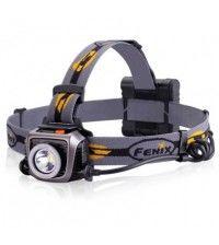 Налобный фонарь Fenix HP15 UE СЕРЕБРИСТЫЙ XM-L2 900 люмен