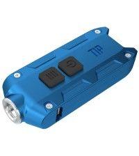 Фонарь NiteСore TIP Blue CREE XP-G2 360 люмен зарядка USB