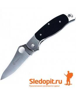 Нож Ganzo G7371 Black лезвие 89мм
