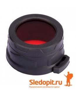 Красный фильтр для фонарей NiteСore NFR40