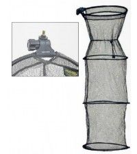 Садок Konger с обручами с держателем 1.2м диаметр 35см