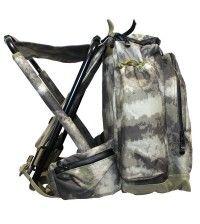Рюкзак-стул  AVI-OUTDOOR Fiskare A-TACS с встроенным стульчиком 50л