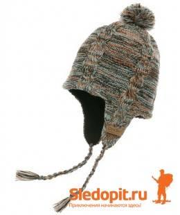 Водонепроницаемая шапка DexShell коричневая