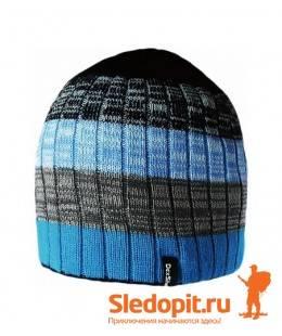 Водонепроницаемая шапка DexShell голубой градиент