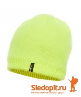 Водонепроницаемая шапка DexShell желтая