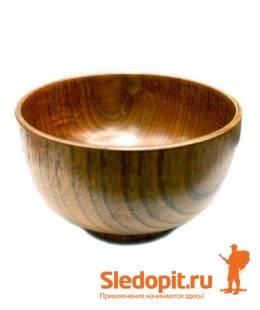 Миска деревянная СЛЕДОПЫТ объем 700мл