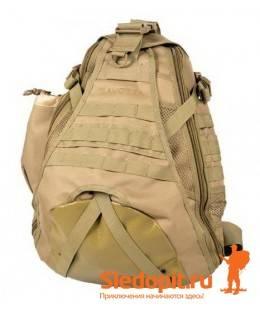 Рюкзак SAVOTTA Platoon-satchel однолямочный песочный 38л