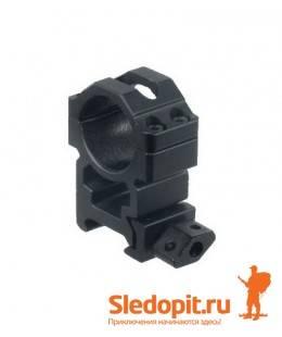 Кольца Leapers UTG 25.4 мм быстросъемные на Weaver с винтовым зажимом высокие