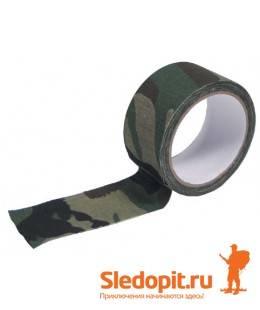 Камуфляжный скотч Savotta Camo Camouflage Tape 5см*10м лес