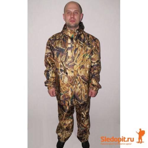 рыболовный костюм летний влагозащитный