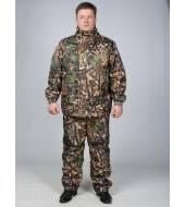 Демисезонный влагозащитный костюм расцветка ЛЕС